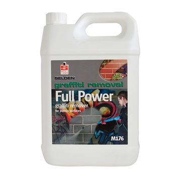 Picture of SELDEN GRAFFITI REMOVER FULL POWER - 5 Litre M176