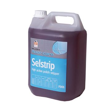 Picture of WESSEX / SELSTRIP FLOOR POLISH STRIPPER - 5 Litre