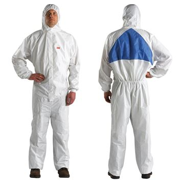 Picture of DISPOSABLE SUITS X LARGE