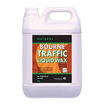 Picture of BOURNE TRAFFIC WAX - 5 Litre
