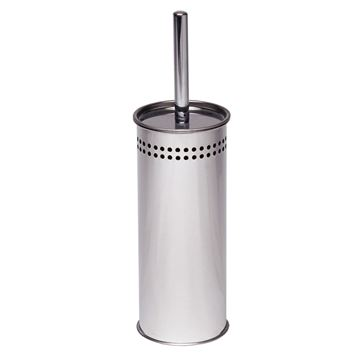 Picture of TOILET BRUSH SET STAINLESS STEEL