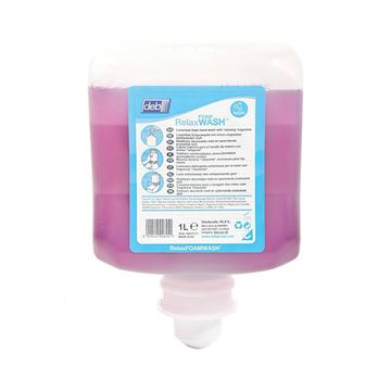 Picture of DEB AROMATHERAPY RELAX FOAM SOAP - 1 Litre (Case of 6)