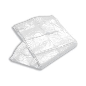 Picture of CLEAR BELL COMPACTOR SACKS (Case of 100)