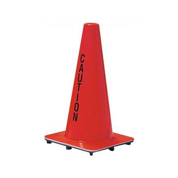 Picture of DAYGLO SAFETY CONE ORANGE