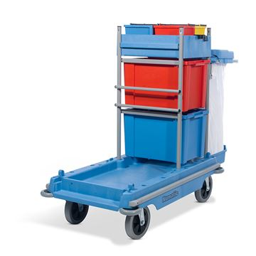 Picture of NUMATIC FOLDING TROLLEY - CCAT-5