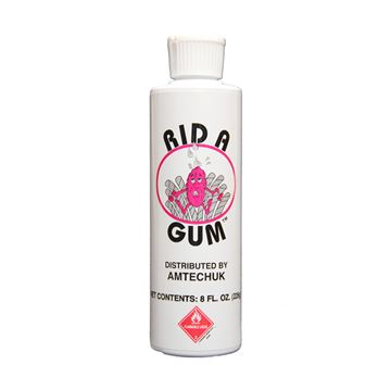 Picture of AMTECH RID A GUM CHEWING GUM REMOVER - 236ml