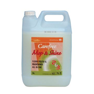 Picture of JOHNSONS CAREFREE MOP & SHINE - 5 Litre