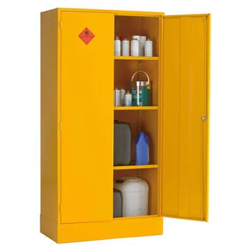 Picture of CHEMICAL CABINET 915mm x 915mm x 460mm