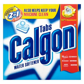 Picture of CALGON TABLETS (Box of 15)