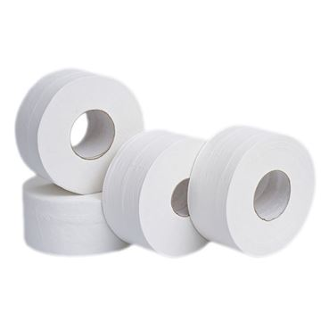 "Picture of MIDI JUMBO TOILET ROLL - 3"" CORE (Case of 6)"