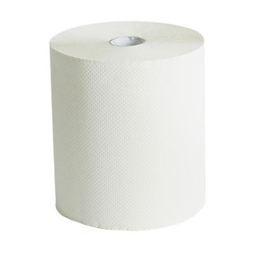 Picture of ROLLER TOWEL 1PLY WHITE (Case of 6)