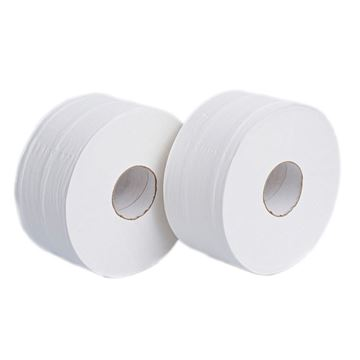 "Picture of MIDI JUMBO TOILET ROLL - 2 1/4"" CORE (Case of 6)"