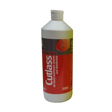 Picture of SELDEN CUTLASS 3IN1 CLEANER DISINFECTANT - 1 Litre E026