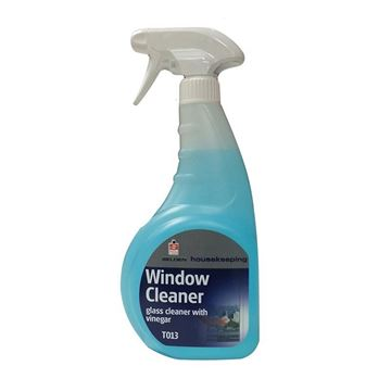 Picture of SELDEN GLASS CLEANER WITH VINEGAR -  750ml T013