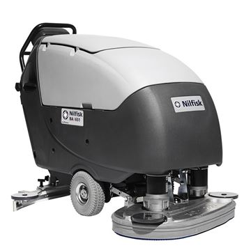 Picture of NILFISK BA651 SCRUBBER DRYER