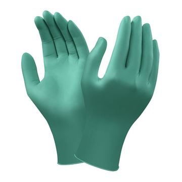 Picture of ANSELL GLOVES GREEN
