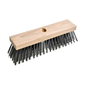 Picture of STEEL WIRE BROOM HEAD - 300mm