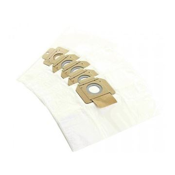 Picture of FLEECE FILTER BAGS ATTIX 40/50 (Pack of 5) - 302004004