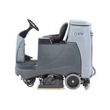 Picture of NILFISK BR755 RIDE ON SCRUBBER DRYER