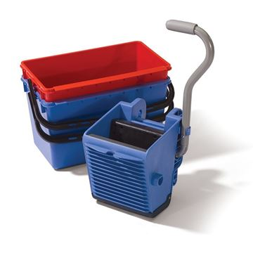 Picture of NUMATIC GREY MOPPING KIT (Boxed) - 17 Litre NSC-2 2X