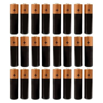 Picture of BATTERIES LR6 AA (Pack of 24)