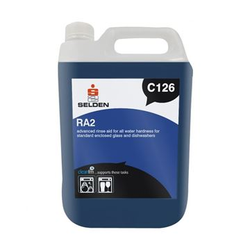 Picture of SELDEN RA2 RINSE AID - 20 Litre C126