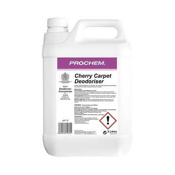 Picture of PROCHEM CHERRY CONTRACT DEODORISER - 5 Litre B224