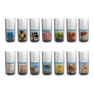 Picture of AIROMA AIR FRESHENER REFILLS - 270ml (Case of 12)
