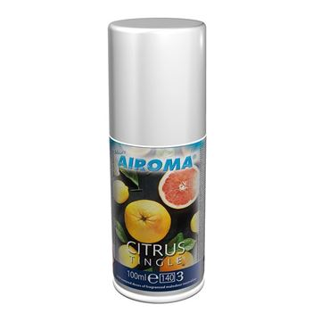 Picture of AIROMA AIR FRESHENER REFILL CITRUS TING - 270ml