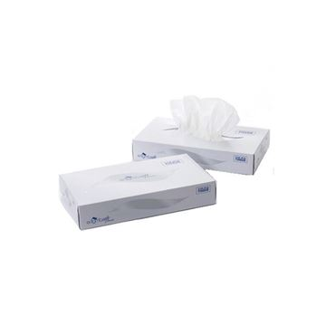 Picture of FACIAL TISSUE WHITE 2PLY - 210mm X 200mm (Case of 24)