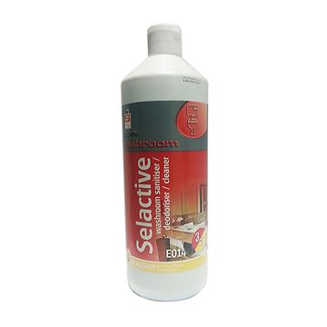 Picture of SELDEN SELACTIVE / BIOCLEAN 4WAY CLEANER - 1 Litre E014