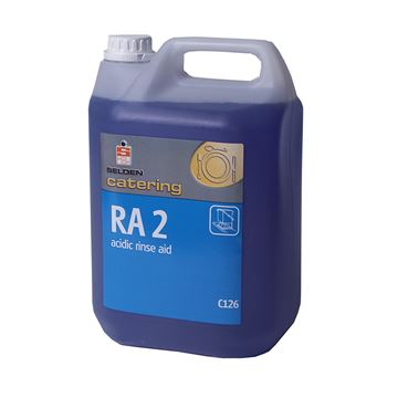 Picture of SELDEN RA2 RINSE AID - 5 Litre C126