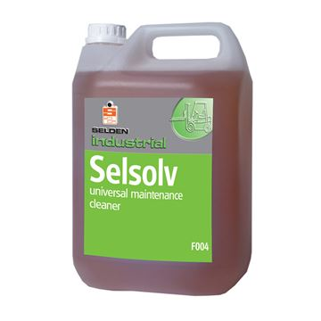 Picture of SELDEN UNICLEAN / SELSOLV UNIVERSAL CLEANER - 5 Litre F004