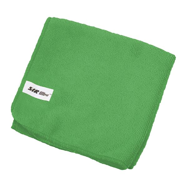 Microfibre Cloth Green Wessex Cleaning Equipment Wessex