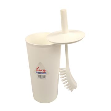 Picture of TOILET BRUSH & HOLDER (Enclosed)