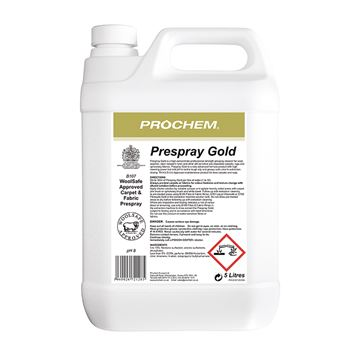 Picture of PROCHEM PRESPRAY GOLD - 5 Litre B107