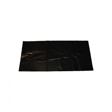 Picture of BLACK SQUARE BIN LINERS (Case of 500)
