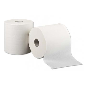 Picture of DA VINCI ROLLER HAND TOWEL 1PLY WHITE - RTW150 (Case of 6)
