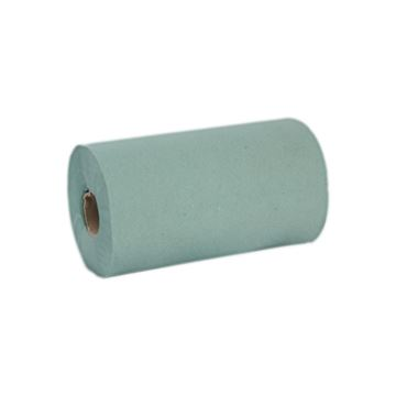 Picture of ROLLER TOWEL 1PLY GREEN (Case of 16) DGR076 / HR1276
