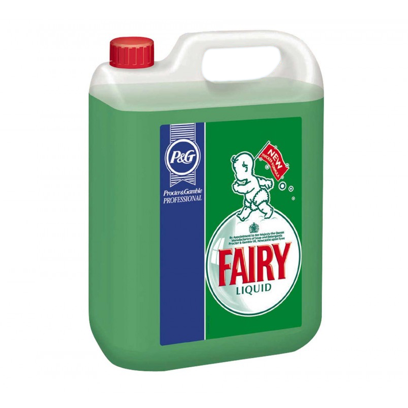Fairy Washing Up Liquid 5 Litre Wessex Cleaning