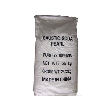 Picture of CAUSTIC SODA GRANULES - 25KG