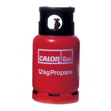 Picture of PROPANE GAS BOTTLE 12KG