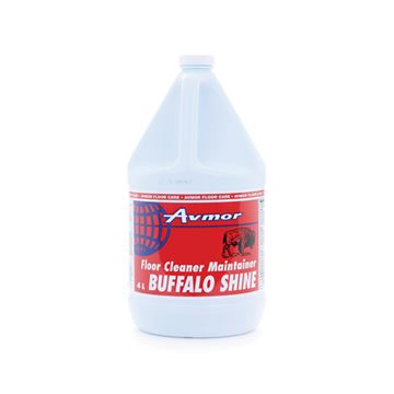 Picture of AVMOR BUFFALO SHINE FLOOR MAINTAINER - 4 Litre (Case of 4)