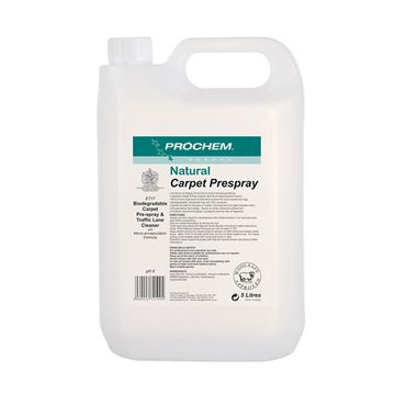 Picture of PROCHEM NATURAL CARPET PRE-SPRAY - 5 Litre E717-05 (Case of 2)