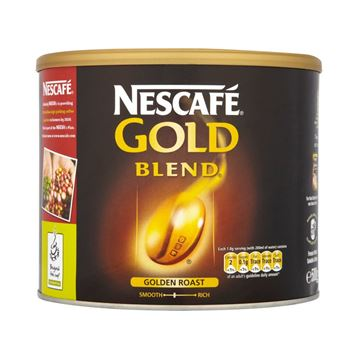 Picture of NESCAFE GOLD BLEND COFFEE 500G