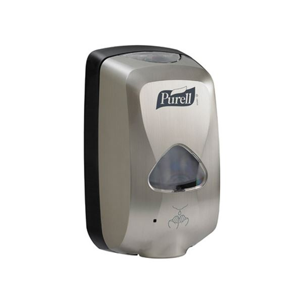 Gojo Purell Tfx Dispenser Silver 2790 Wessex Cleaning