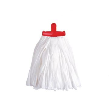 Picture of EXEL 16OZ KENTUCKY PAPER MOP HEAD RED