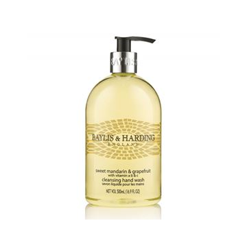 Picture of BAYLIS & HARDING SWEET MANDARIN HAND WASH - 500ml
