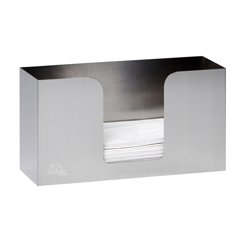 Counter Mounted Hand Towel Dispenser Stainless Steel