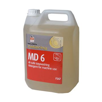 Picture of SELDEN MD6 ALUMINIUM SAFE TRAY WASH - 5 Litre F147